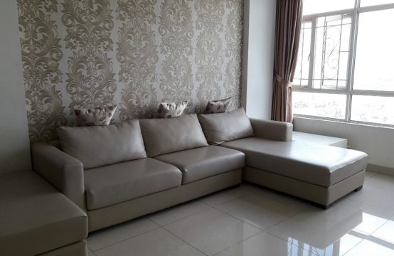 Hoang Anh Goldhouse apartment for rent in district 7