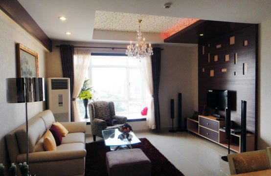 Riverside apartment in Phu My Hung district 7 for rent