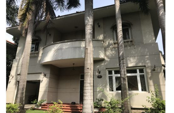 Luxury villa for rent in Phu Gia Compound, district 7