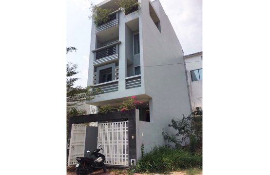 House for rent in Kim Son area, Tan Hung, district 7