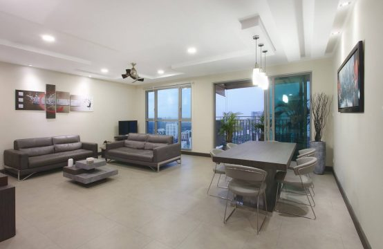 Luxury apartment for rent in Riviera Point, district 7