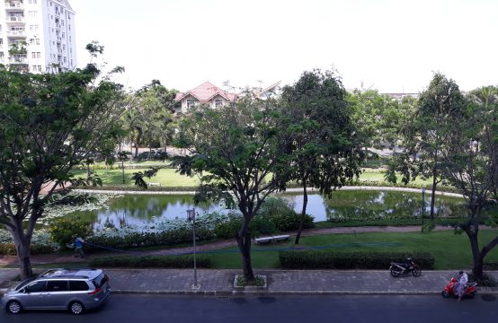 Apartment for rent on 2nd floor in Nam Phuc le jardin district 7
