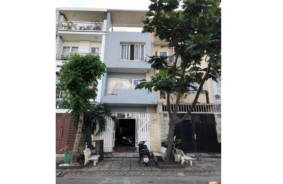 House for rent on 30th street, Tan Phong ward, district 7, HCMC