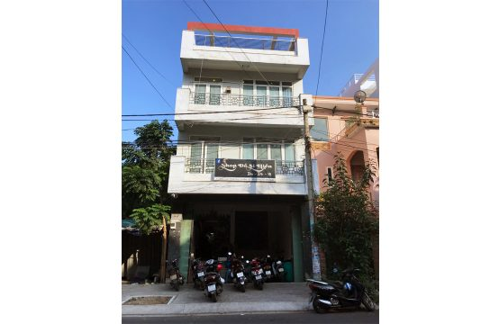 House located on street Number 53, Tan Quy Dong ward, district 7 for rent