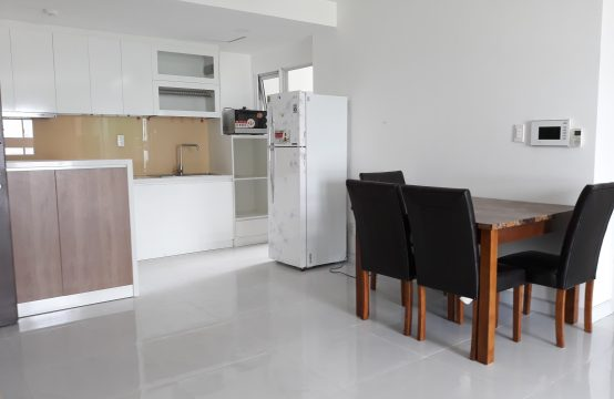 Apartment for rent on 25th floor in Happy Valley Phu My Hung