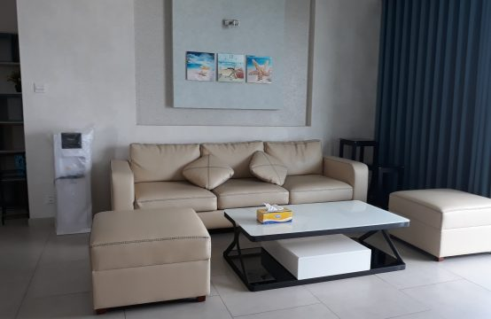 Two bedroom apartment for rent in Riviera Point district 7