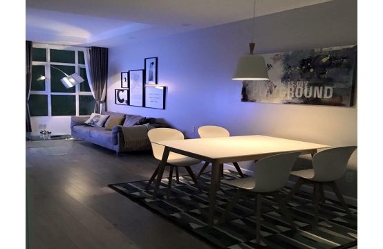 Apartment for rent in Hoang Anh Thanh Binh district 7