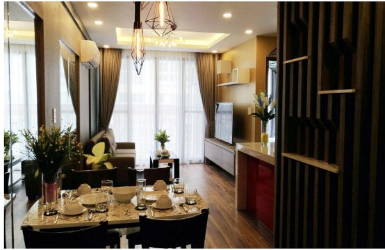 Cozy apartment for rent in Scenic Valley, Phu My Hung district 7