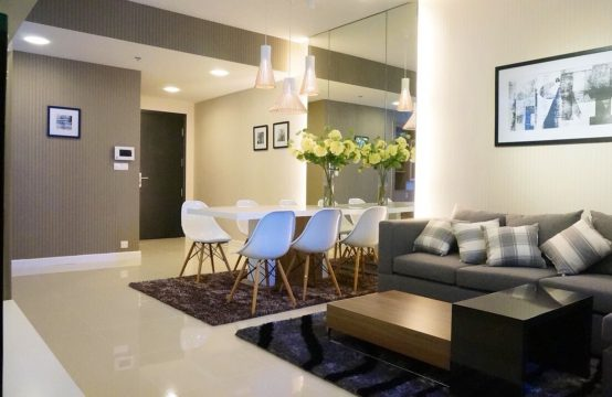 Apartment for rent in Sunrise City district 7 Ho Chi Minh City