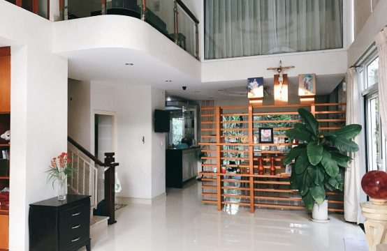 Large house for rent in district 7, close to Phu My Hung