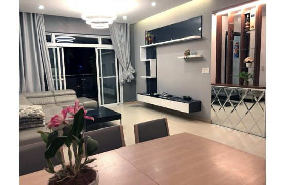Two bedroom apartment for rent in Riverside Phu My Hung district 7 HCMC