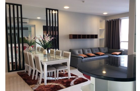 Two bedroom apartment for rent in Sunrise City district 7 Ho Chi Minh City