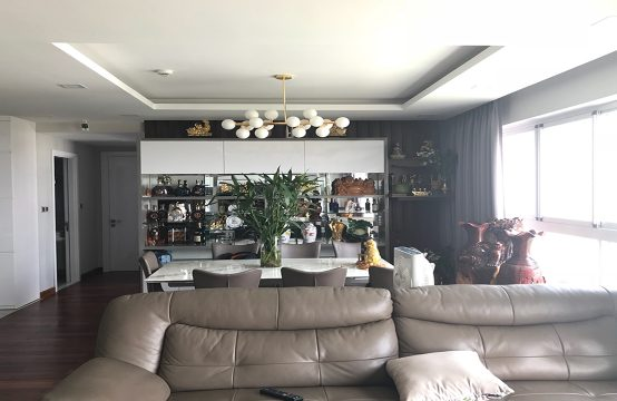 Nice apartment for lease in Happy Valley, Tan Phu ward, district 7, Ho Chi Minh city