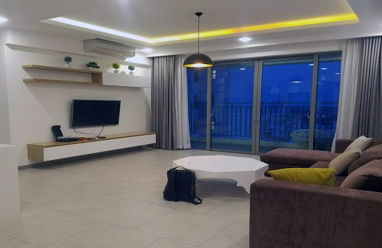 Nice apartment for rent in Riviera Point district 7, block T3, 23rd floor