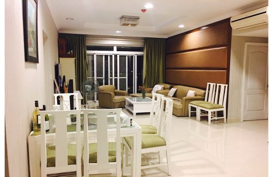 Nice apartment for lease in Riverside Residence, Phu My Hung district 7