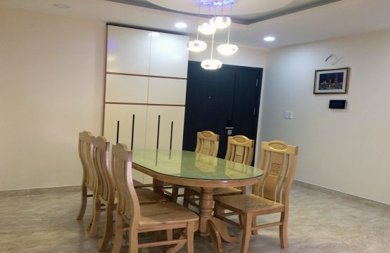Brand new apartment for rent in Nam Phuc le jardin, Phu My Hung district 7 HCMC