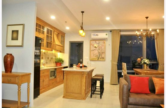 Apartment for rent in Urban Hill Phu My Hung