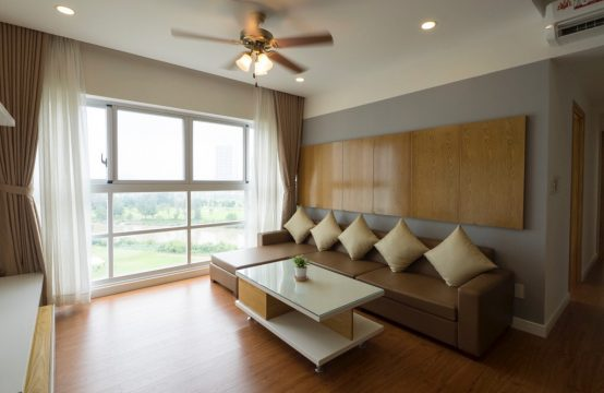 Apartment for rent in Happy Valley Phu My Hung district 7, 3br, 8th floor, 100sqm