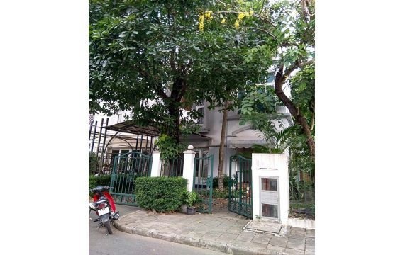 Villa in Hung Thai Compound for lease in Phu My Hung