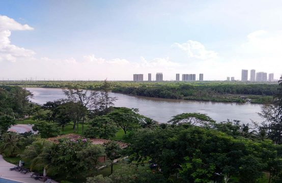 Nice Riverside Residence apartment for rent in Phu My Hung