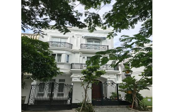 Villa for rent in Nam Thong Phu My Hung district 7 Ho Chi Minh City