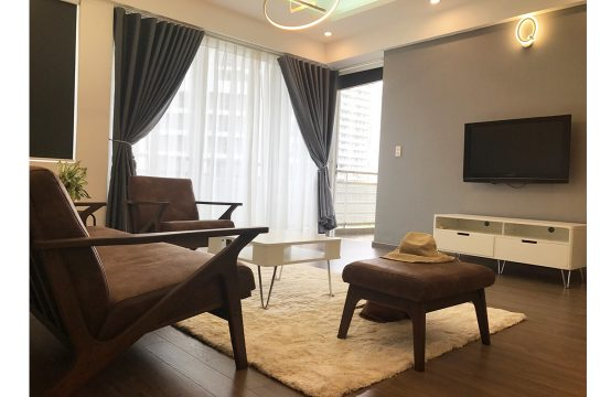 Apartment for rent in My Duc Phu My Hung district 7 HCMC