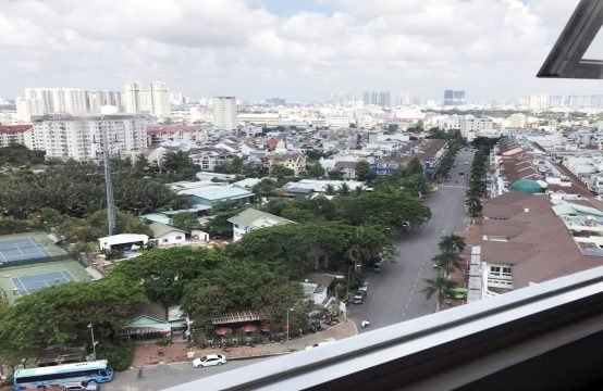 Apartment for rent on 17th floor in Ehome 5 district 7 HCMC