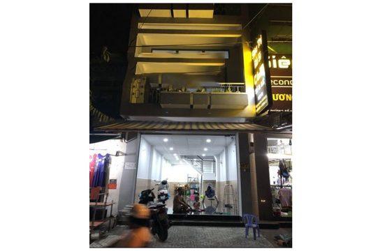 House for rent in Tan Phu ward, district 7 HCMC, near Tan My market