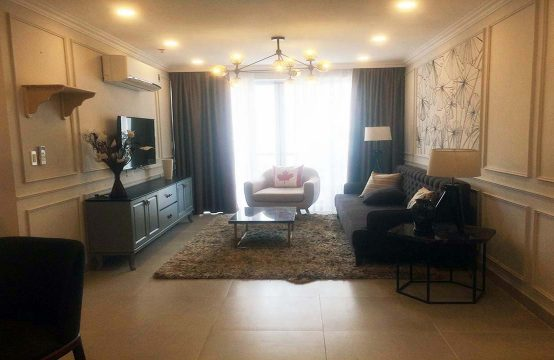 3 bedroom apartment for lease in Scenic Valley Phu My Hung urban area
