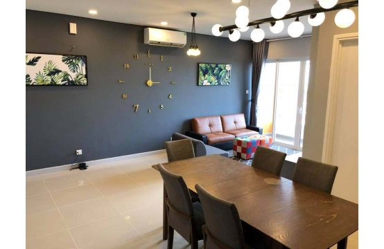 Nice apartment for lease in Dragon Hill 2, district 7 HCMC