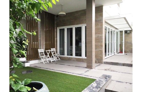 Elegant villa for lease in Sadeco Residence district 7 Ho Chi Minh city