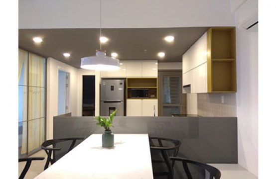 Warm design apartment for lease in Hung Phuc