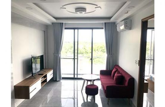 Two bedroom apartment for lease in Happy Residence