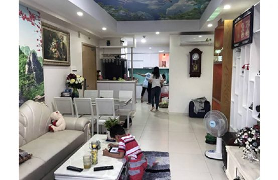 Apartment for rent in M-One district 7 HCMC