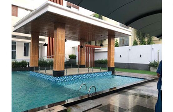 Nice villa for rent in Nam Thien 2 Phu My Hung