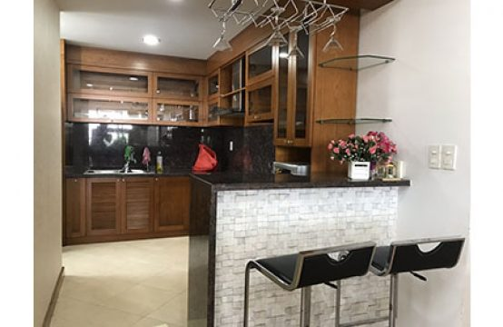 Canh Vien apartment for rent in Phu My Hung