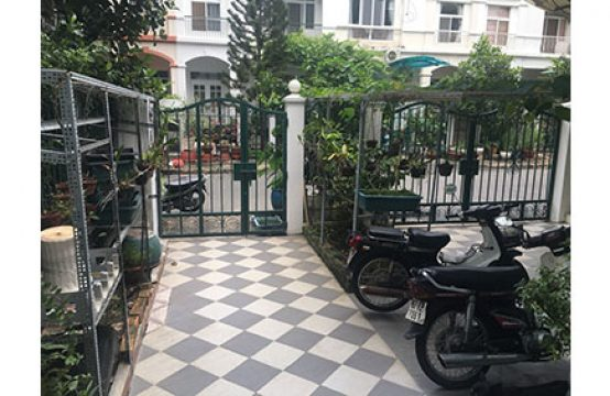 Hung Thai villa for rent in district 7 HCMC
