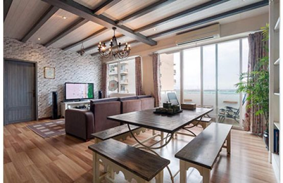 Luxury apartment for rent in Grand View district 7