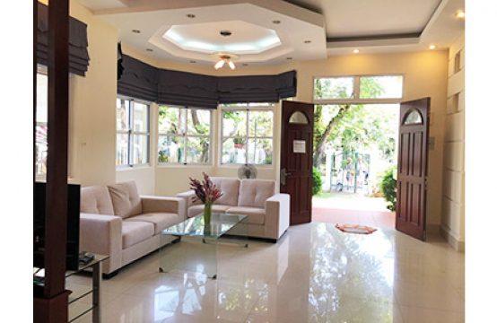 Elegant villa for lease in Hung Thai Phu My Hung