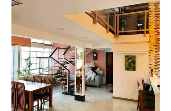 Duplex Phu Hoang Anh apartment for rent in district 7