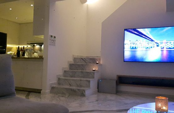 Luxury penthouse for rent in Canh Vien