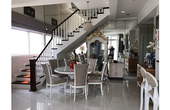 Penthouse for rent in Star Hill Phu My Hung urban area