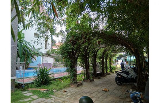 Big villa for lease in Thao Dien district 2 HCMC