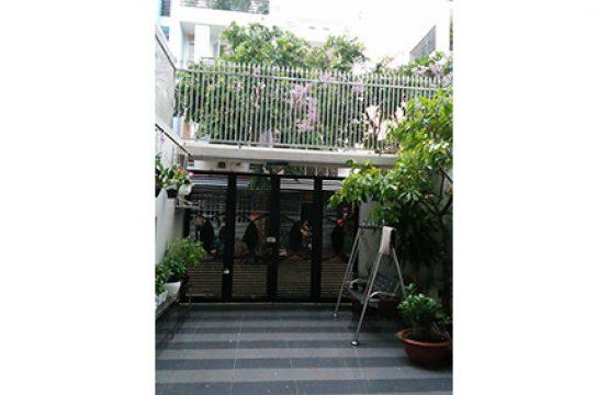 Nice house for lease in Nam Long residence