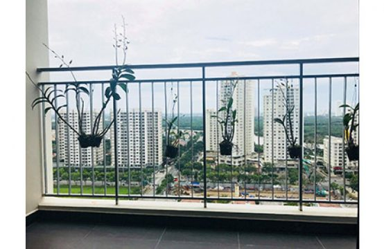 Le Jardin apartment in Phu My Hung now leasing