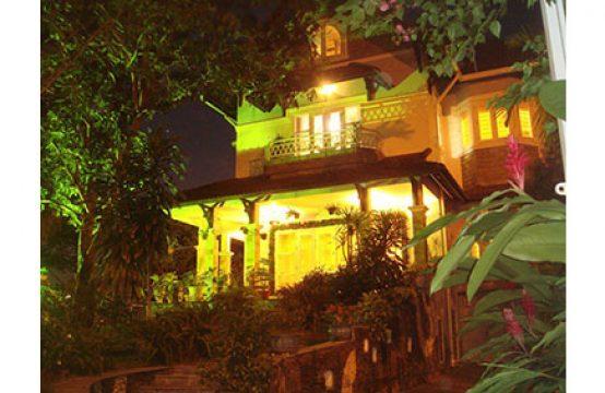 Luxury villa for rent in Thao Dien district 2