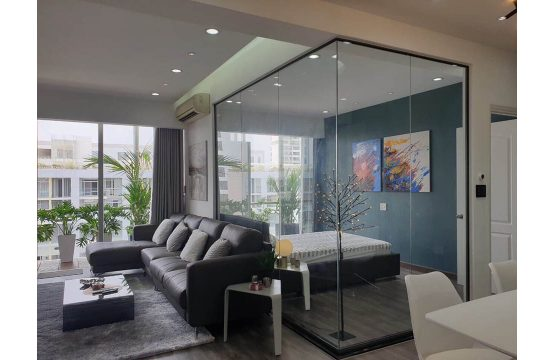 Luxury apartment for lease in Garden Plaza