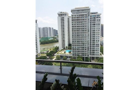 Apartment for rent in Park View Phu My Hung