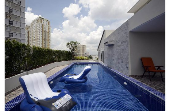 Serviced apartment for rent in Thao Dien Dist. 2