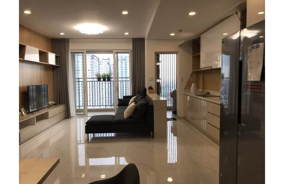 Modern apartment for lease in Him Lam Riverside